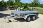 Ifor Williams GD84 Standard Trailer